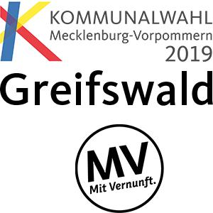 Bürgerschaftswahl 2019 in Greifswald